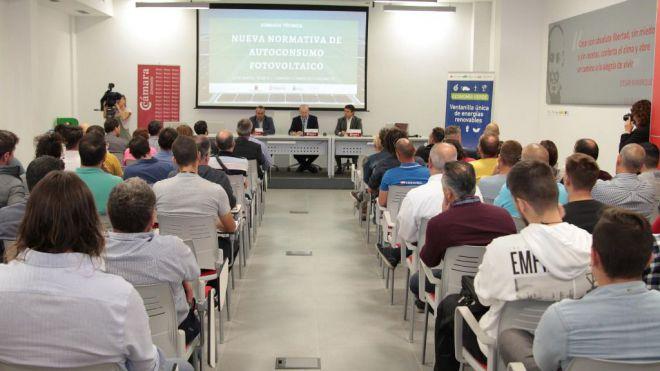 El Gobierno destaca el amplio margen que existe en Lanzarote para impulsar el autoconsumo energético