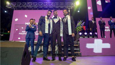 El grancanario Juan Miguel Sosa gana el título de Mr Gay Pride Maspalomas 2019