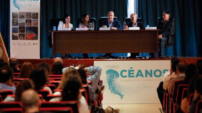 Canarias pone el foco en el Cambio Climático y la depuración de aguas