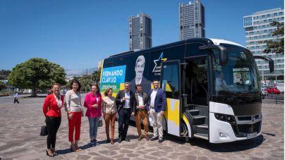 Fernando Clavijo anuncia que el Bono Residente Canario podrá utilizarse para viajar por todas las islas