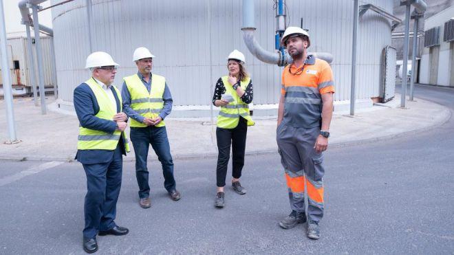 Los Ecoparques de Gran Canaria serán autosuficientes mediante biogás
