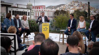 """""""Consolidar los derechos de los dos millones de canarios es el eje de nuestro programa electoral"""""""