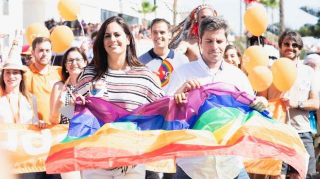 """""""Cs impulsará programas en las escuelas para educar en igualdad y visibilizar al colectivo LGTBI"""""""