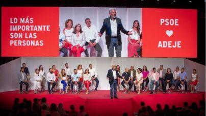Rodríguez Fraga presenta su plancha para Adeje
