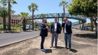 El tráfico de la avenida Chayofita será subterráneo y con salida a la autopista