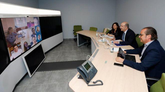 Empresas de Suecia y Marruecos confirman su interés en instalarse en Canarias