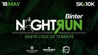 Binter NightRun, música, teatro y cine amenizan el fin de semana en Santa Cruz