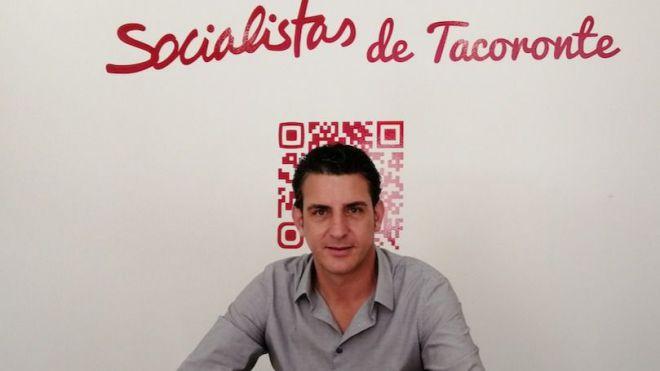 Carlos Medina presenta el plan para revitalizar la Vida Social de Tacoronte