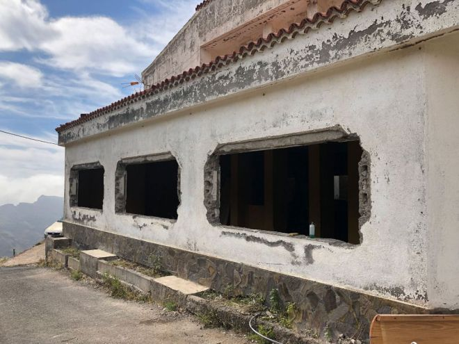 San Sebastián inicia la rehabilitación del albergue de Vegaipala