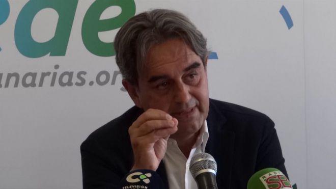 Sí se puede denuncia por delito electoral al candidato de CC que repartía alimentos con propaganda electoral