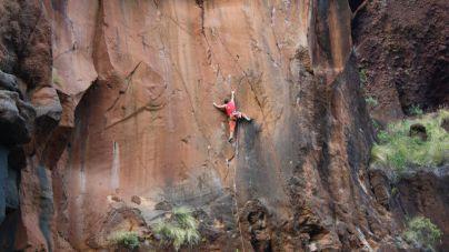 El Barranco del Agua modifica sus normas para permitir la práctica de la escalada