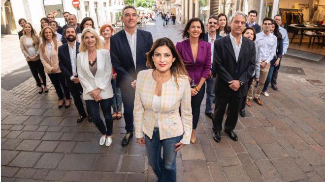 """""""Cs defenderá un proyecto de ciudad accesible e inclusiva que integre a todos los santacruceros"""""""