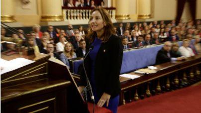 Oliva Delgado, elegida Secretaria Cuarta de la Mesa del Senado