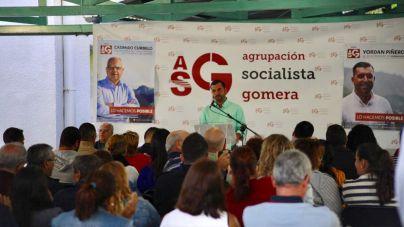 ASG presenta sus propuestas en Hermigua para volver a la senda del progreso