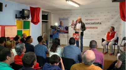"""""""Mejorar las carreteras gomeras es avanzar en la cohesión de la Isla"""""""