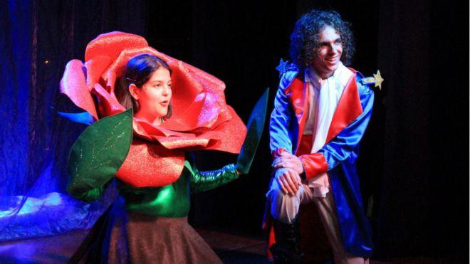 Comedias teatrales y la obra infantil El Principito protagonizan las propuestas que cierran mayo en L'Incanto de Santa Cruz