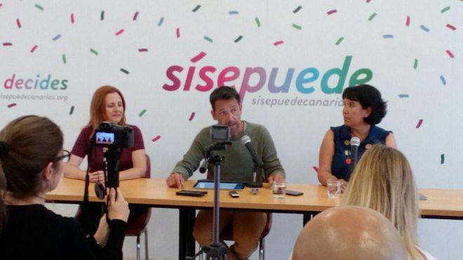 Sí se puede se persona en el Caso Lezo por presuntos sobornos de OHL a políticos de Coalición Canaria
