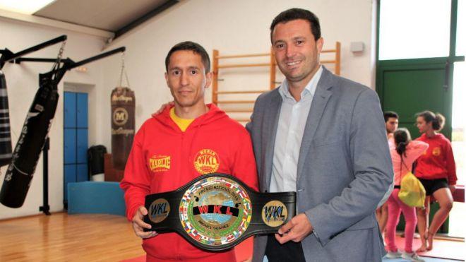 Miguel Suárez, del Club Pretorianos de Yaiza, elegido seleccionador nacional de kick boxing