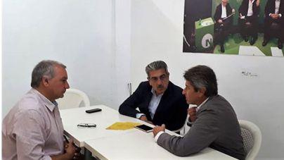 NC se compromete a que Canarias tenga la primera ley de régimen electoral en democracia