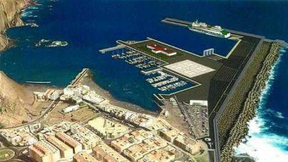 Salvar Agaete Sin Macromuelle denuncia a Puertos Canarios