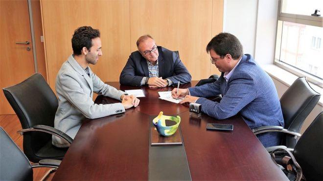 Lánzate firma el Compromiso Sanidad Canaria
