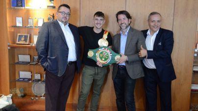 Caco Barreto disputará en Tenerife el Campeonato del Mundo de Boxeo Latino