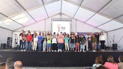 Más de 30 silbadores participan en la XI Edición del Concurso de Silbo Gomero