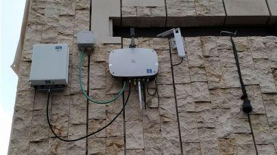 Implementan una Red Insular de sensores para medir la calidad del aire