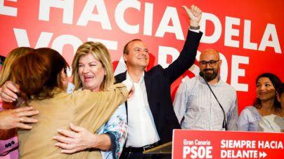 El PSOE mantendría la Alcaldía en Las Palmas de Gran Canaria