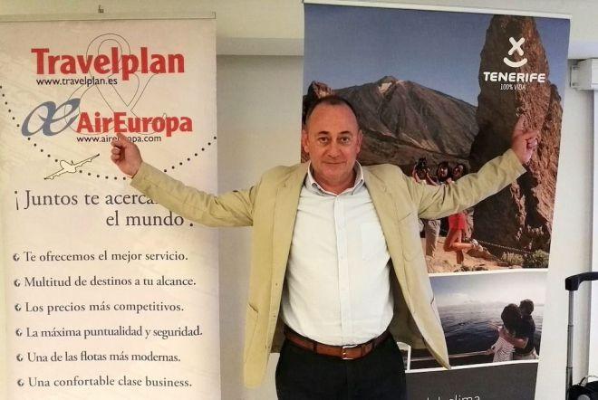 Tenerife refuerza su promoción en el mercado nacional con agentes de viajes de Globalia