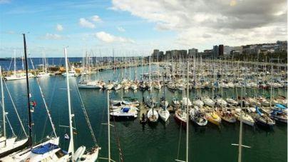 El Plan de Ordenación del Muelle Deportivo de LPGC amplía a 2.000 los amarres