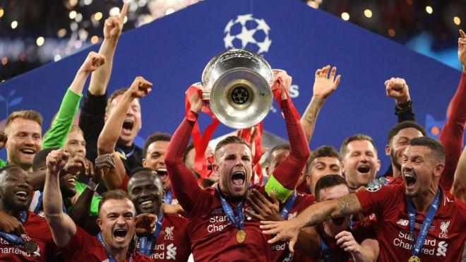 El Liverpool conquista la Champions