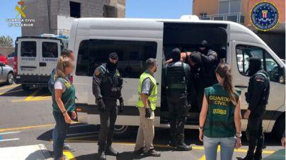 Detenido en Tenerife un peligroso fugitivo de EE.UU. acusado de secuestro, torturas y amenazas