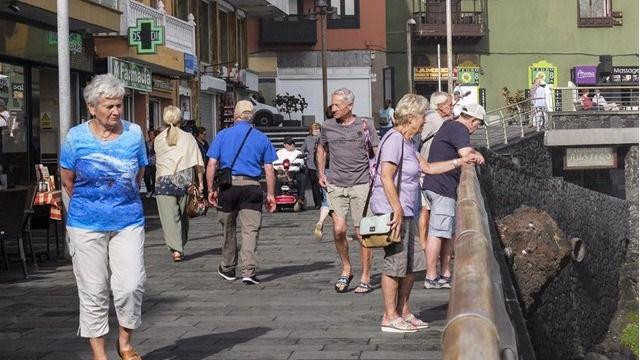 Los turistas extranjeros caen un 0,9% en Canarias hasta abril, con un gasto de 6.045 millones