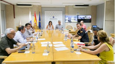 Canarias afronta la campaña contra incendios forestales con 1357 efectivos, 15 aeronaves y 127 autobombas