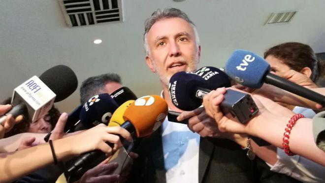 """""""Hay opciones reales de conformar un Gobierno de cambio en Canarias"""""""
