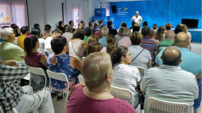 """Coalición Canaria """"ha consolidado su liderazgo en La Laguna"""" tras el 26M"""