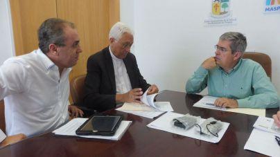 Ayuntamiento y Diócesis amplían la protección digital de los archivos parroquiales de Tirajana