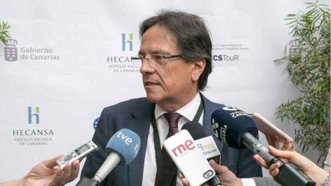 Canarias apuesta por la sostenibilidad y competitividad ante las regiones turísticas europeas