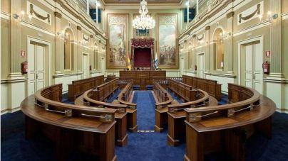 El Parlamento de Canarias se constituirá el 25 de junio