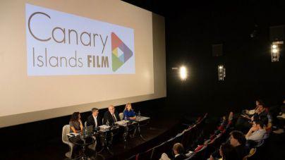 """Fernando Clavijo destaca los """"resultados crecientes"""" de la industria audiovisual"""