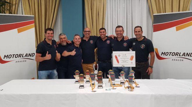 Bomberos de Tenerife, campeón de España en el I Foro Internacional de Emergencias y Grandes Desastres