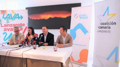 UPY - LAVA y CC confirman el pacto de gobierno en Yaiza que presidirá Óscar Noda