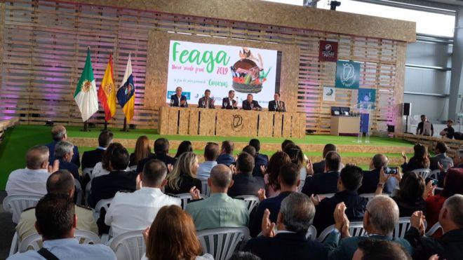 Feaga 2019 abre sus puertas a los sectores agrícola, ganadero, pesquero y gastronómico