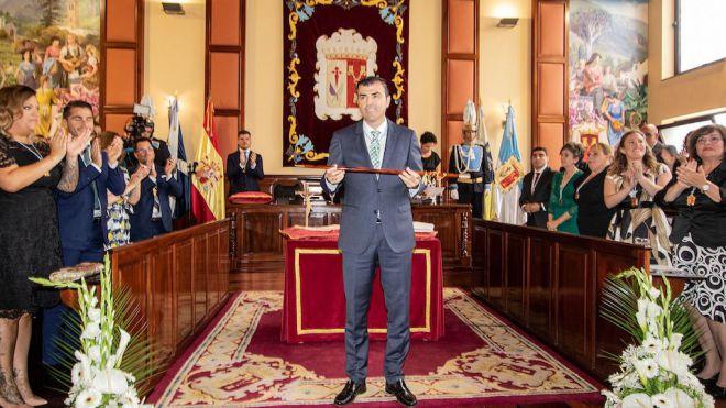 Los Realejos elige con Manuel Domínguez como alcalde