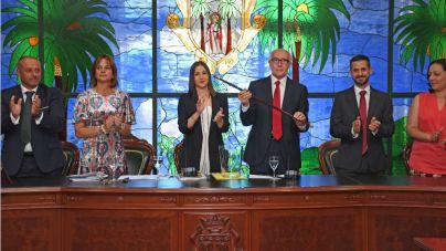 Juan Acosta (AISU) inicia su segundo mandato en la Alcaldía de Santa Úrsula
