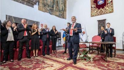 José Miguel Rodríguez Fraga, proclamado alcalde de Adeje