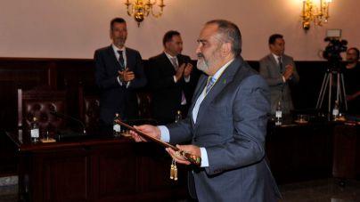Escolástico Gil reelegido alcalde de El Rosario