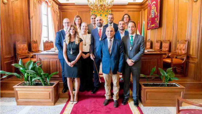 Antonio Chinea, elegido alcalde del Ayuntamiento de Valverde