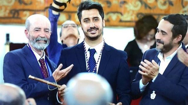 Luis Yeray Gutiérrez es elegido nuevo alcalde de La Laguna